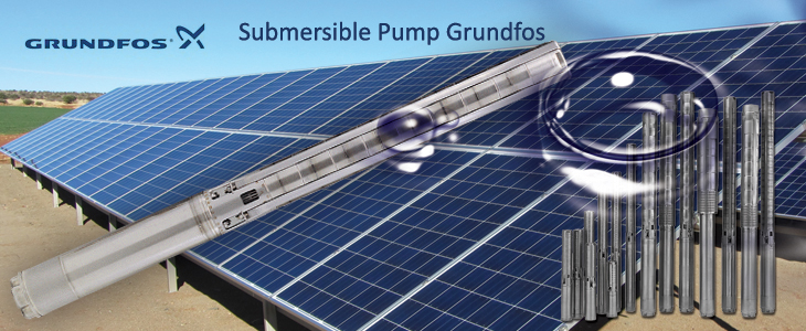 Grundfos Solar Submersible Pumps for Farming Irrigation Australia